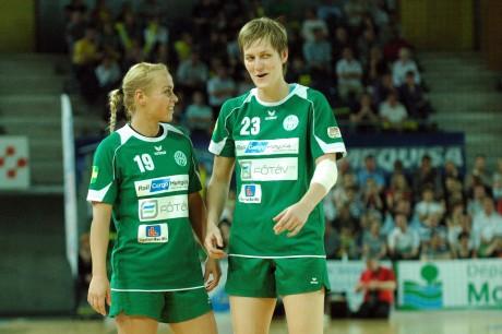 Kovacsicz Mónika és Tomori Zsuzsa