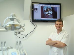 Dr. Szalontai György nyíregyházi fogorvos, KrúdyHáz Fogászati Centrum
